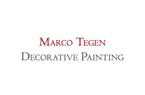 Decorative Painting, Marco Tegen